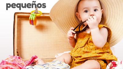 6 consejos para viajar con tus hijos pequeños