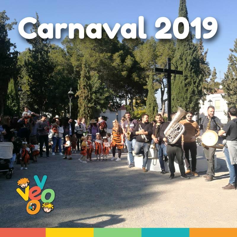 Carnavales en Veo Veo