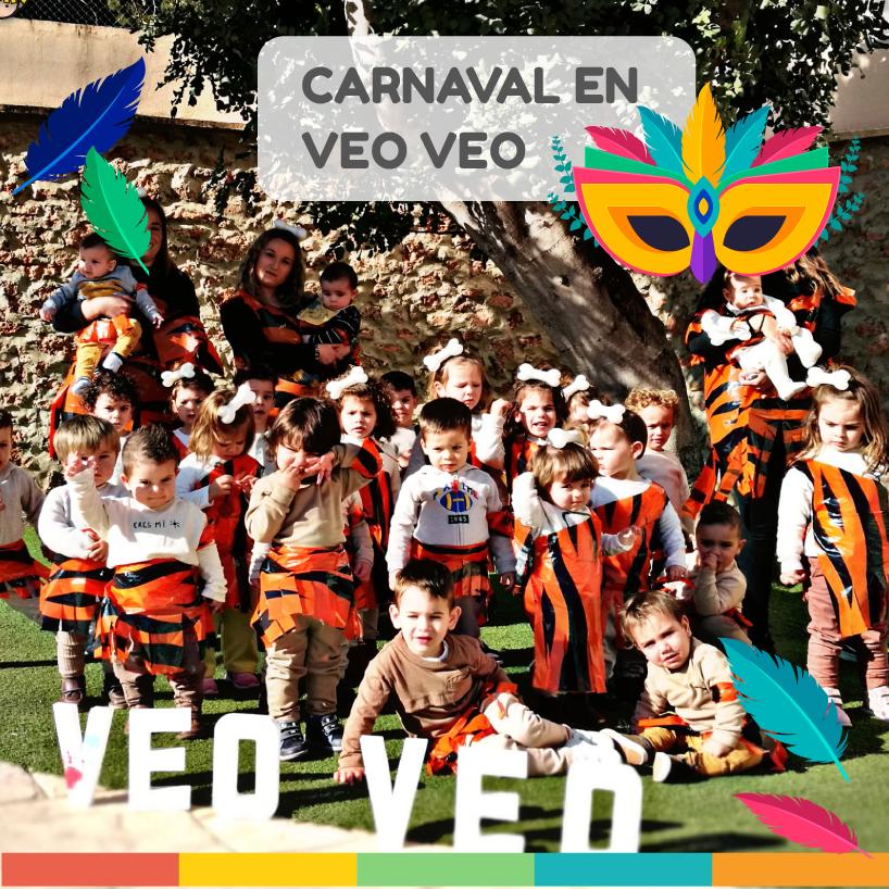 Carnaval en Veo Veo